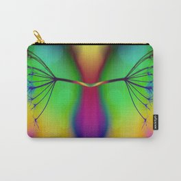 Butterfly... You My Friend, Are A Victim Of Disorganised Thinking... Carry-All Pouch