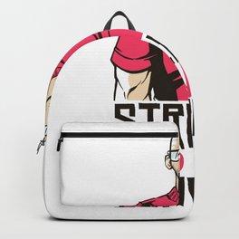 Streber Schwach Backpack