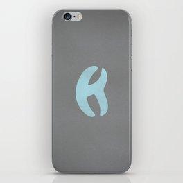 Kidney Lake iPhone Skin