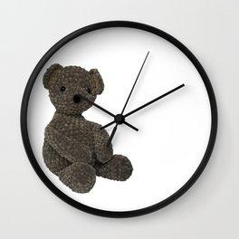 Teddy Bear Toy Wall Clock