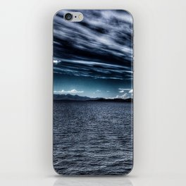 Speed Bonnie Boat iPhone Skin