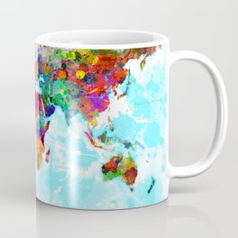 World Map - 2 Coffee Mug
