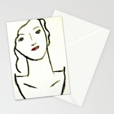 Sketched Stationery Cards