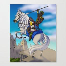Sundiata Keita of Mali Canvas Print