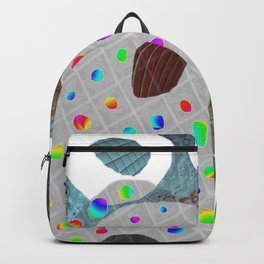 Rainbow Pallet Backpack