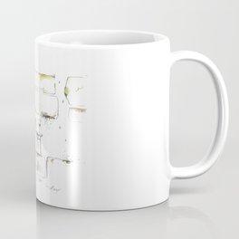 THE FOX IN THE BATHTUB Coffee Mug