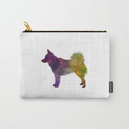 Schipperke in watercolor Carry-All Pouch