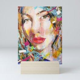 Perception Mini Art Print