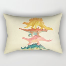 Dinosaur Antics Rectangular Pillow