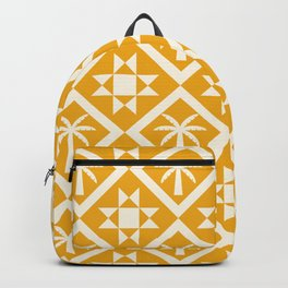 Bohemian Geometric Pattern 03B Backpack