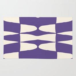 Zaha Ultra Violet Rug