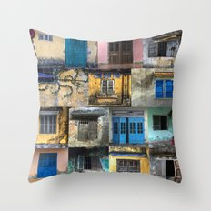 Hoi An Throw Pillow