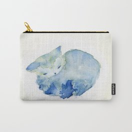 Molly Like A Cloud Carry-All Pouch