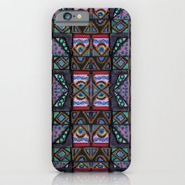 Eyes of the Hourglass iPhone Case