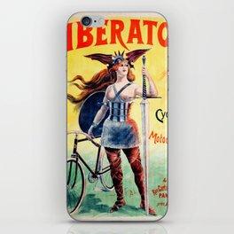 Liberator iPhone Skin