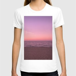 Sunset in Camini T-shirt