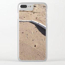 Splender of still life Clear iPhone Case