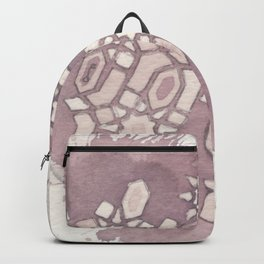 Cellular Geometry Backpack