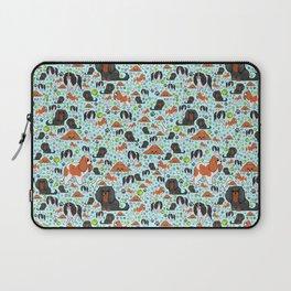 Cute Spaniels Laptop Sleeve