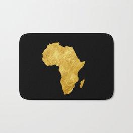 Gold Africa Bath Mat