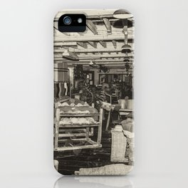Inside Coldharbour iPhone Case