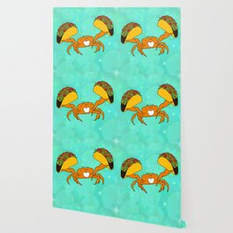 Flock of Gerrys Crabarita discovers Tacos Wallpaper