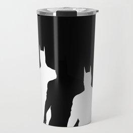 The Bat Hidden Profile Travel Mug