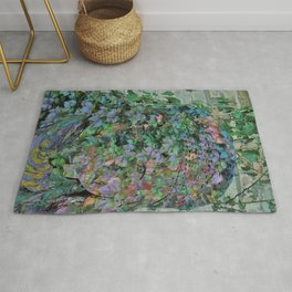 Nature Abstract ### Rug