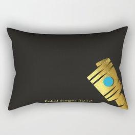 Pokal Sieger 2017 ! - Gold Edition Rectangular Pillow