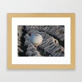I love Cappadocia! Framed Art Print