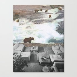 Salotti S01 – VI Canvas Print