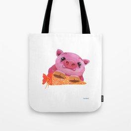 Piglet sow Schultüte enrollment Gift Tote Bag