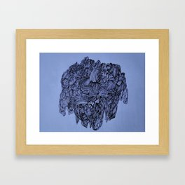 What You've Done Framed Art Print