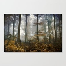 FOREST MYSTIC Canvas Print