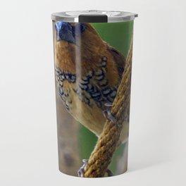 Nutmeg Mannikin Travel Mug