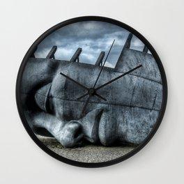 Maritime Memorial Wall Clock
