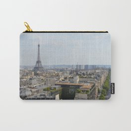 Views of Paris Carry-All Pouch