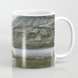 Tiny House on a Fjord - Iceland Coffee Mug