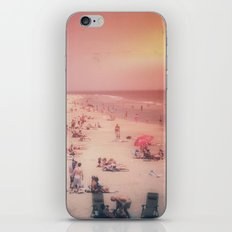 Beach Party 2 iPhone & iPod Skin