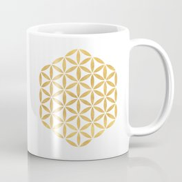 FLOWER OF LIFE sacred geometry Coffee Mug