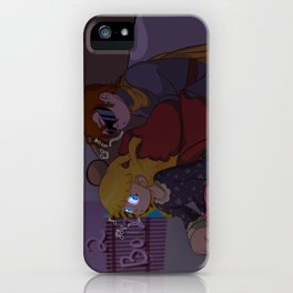 Okay, but only for you iPhone Case