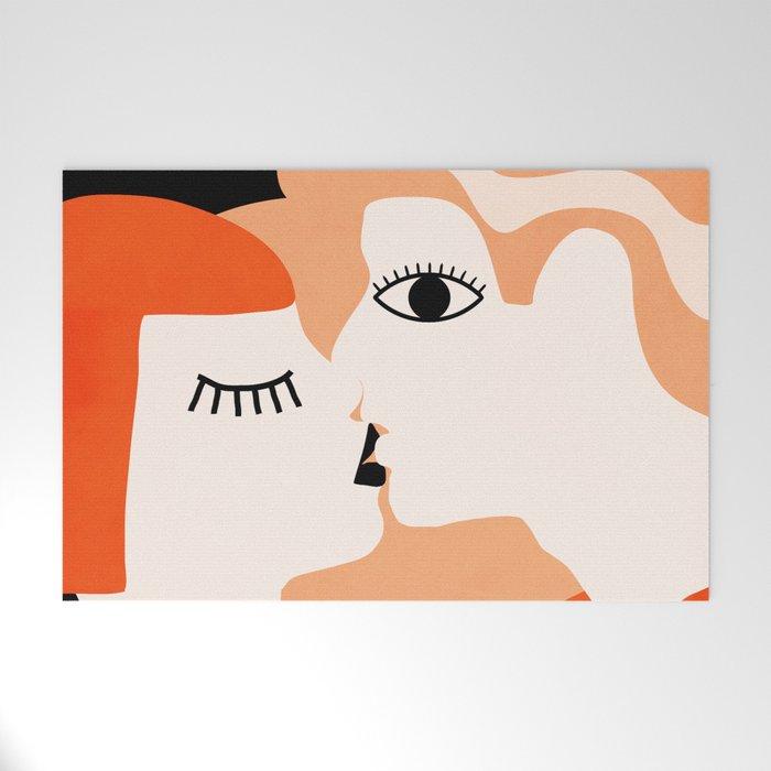 Kiss2 Welcome Mat