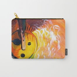 Kinshasa Carry-All Pouch