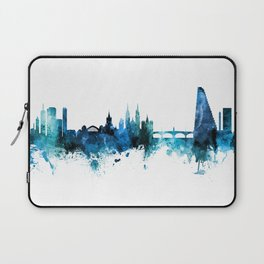 Basel Switzerland Skyline Laptop Sleeve