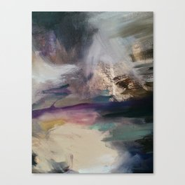 Valley Hues Canvas Print