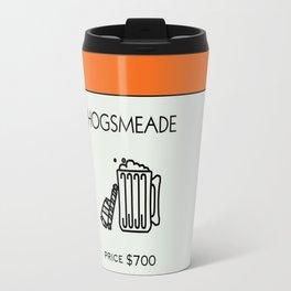Hogsmeade Monopoly Location Travel Mug