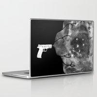 big bang Laptop & iPad Skins featuring Big Bang by Beyond Infinite