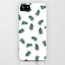 Hickory Green iPhone Case