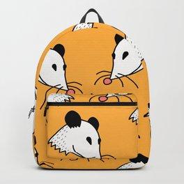 Possum pattern Backpack