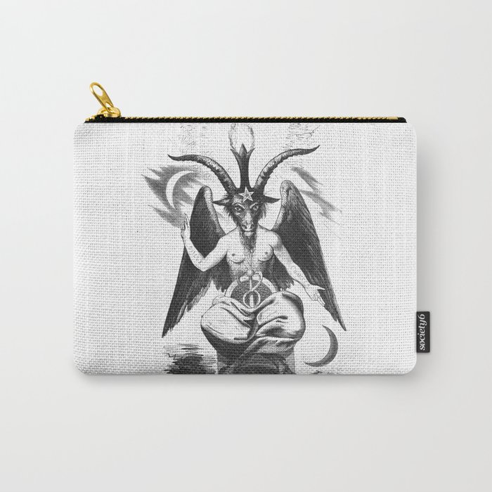 Baphomet - Satanic Church Carry-All Pouch